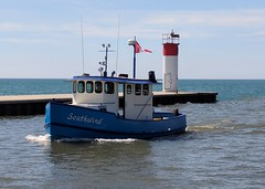 Southwind Tug (jmaxtours) Tags: portdover portdoverontario ontario lakeerie greatlake channel boat tug tugboat southwind