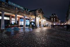 Nights at Covent Garden (Jim Nix / Nomadic Pursuits) Tags: 24240mm aurorahdr2018 coventgarden england europe hdr london luminar2018 macphun skylum sony sonya7ii uk unitedkingdom cityscape night nightimage travel