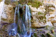 Wasserfall (ivlys) Tags: schwarzwald blackforest wutachschlucht gorge fluss river wasser water wasserfall waterfall landschaft landscape natur nature felsen rock ivlys