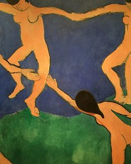 """In March 1909, Henri Matisse painted a preliminary version of this work, known as Dance (I). It was a compositional study and uses paler colors and less detail. The painting was highly regarded by the artist who once called it """"the overpowering climax of (""""guerrilla"""" strategy) Tags: ifttt instagram in march 1909 henri matisse painted preliminary version this work known dance i it was compositional study uses paler colors less detail the painting highly regarded by artist who once called theoverpoweringclimaxofluminosity is featured background matisses la danse with nasturtiums 1912 donated nelson a rockefeller honor alfred h barr jr museum modern art new york 
