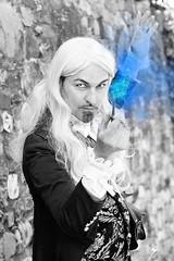 LUCIUS MALFOY (COUNT ARTOIS) Tags: grazzano visconti grazzanovisconti piacenza italia italy fantasy fantasymakeup harrypotter harry potter lucius malfoy serpeverde bellatrix especto patronum event magic fantasycostume harrypottercostumes harrypottercaracters luciusmalfoy
