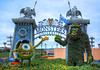 Mike & Sulley at Monster's University - Disney's Epcot (J.L. Ramsaur Photography) Tags: jlrphotography nikond5200 nikon d5200 photography photo lakebuenavistafl centralflorida orangecounty florida 2013 engineerswithcameras epcot disney'sepcot photographyforgod thesouth southernphotography screamofthephotographer ibeauty jlramsaurphotography photograph pic waltdisneyworld disney disneyworld mikesulley jamespsullivan mikewazowski happiestplaceonearth wheredreamscometrue magical tennesseephotographer imagineering pixarcharacter waltdisneyworldresort disneyimagineering blueskydisney mike sulley sullivan monstersuniversity monstersinc sign signage it'sasign signssigns iseeasign signcity hdr worldhdr hdraddicted bracketed photomatix hdrphotomatix hdrvillage hdrworlds hdrimaging hdrrighthererightnow mu floral shrubs bushes leaves