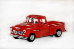 The Red Truck (☼☼Good Day Sunshine!☼☼) Tags: theflickrlounge wk18 highkey whitebackground lightbox