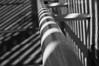 Pasamanos sombrío (Lograi) Tags: barcelona cataluña catalunya catalonia españa espanya spain geoetiquetada geotagged pasamanos railing luz sombra light shadow bw blancoynegro byn blackandwhite blackwhite bn