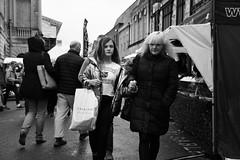 On the Cornhill (Bury Gardener) Tags: streetphotography street streetcandids candid candids people peoplewatching folks 2018 strangers snaps burystedmunds suffolk england eastanglia uk blackandwhite bw nikon nikond7200 cornhill