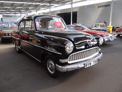 1956 Opel Rekord Olympia (Skitmeister) Tags: car auto pkw voiture auction bca barneveld nederland netherlands skitmeister