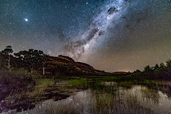 Fortescue (d_joshua_brunner.) Tags: djoshuabrunner d750 nikon western australia wa westernaustralia stars milkyway milky way