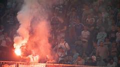 BOG06419 (anton.bogodvid) Tags: sonya7m2 beroflex beroflex500mmf8 football ukraine dinamo shakhtar stadium fire fireshow fan fans cup