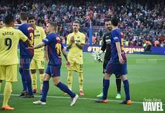 DSC_0850 (VAVEL España (www.vavel.com)) Tags: fcb barcelona barça blaugrana culé azulgrana villarreal submarino amarillo liga campeones pasillo iniesta fútbol primera