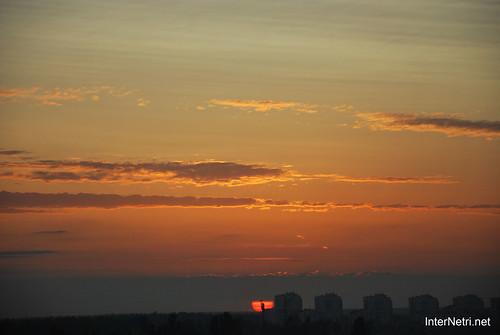 Небо Захід сонця InterNetri Ukraine  22