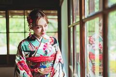 Kyoto Kimono Rental Rei (niceholidayphotos) Tags: 红è²