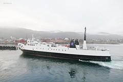 """Stetind"" (OlafHorsevik) Tags: stetind torghattennord thn ferge ferga ferry ferja ferje reserveferge tranøy melbu fiskebøl hadselfjorden"