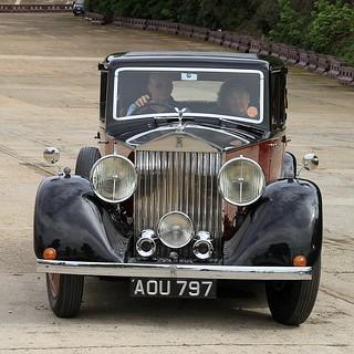 1935 Rolls-Royce 20/25 AOU 797