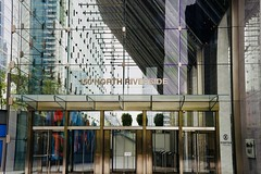 150 North Riverside Chicago IL (Meridith112) Tags: chicago chicagoriver cookcounty il illinois midwest building architecture glass reflection reflections may 2018 nikon nikon2485 nikond610 summer wscf westsuburbanchicagoflickrers westernsuburbanchicagoflickr photowalk5192018 150northriverside transparent lines