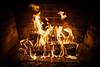 Fire (si_glogiewicz) Tags: fire burning log logs flames flame embers ash ashes orange burn warm cozy hugge brick open combustion hygge