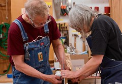 Creating the Art Float - Tam Makers - Martha Ture - April 2018 - Photo - 11