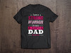 Strong Woman have Super Dad (ABS Jony) Tags: superdad fatherday fathersday dad awsomedad awsomefather cooldad cooldaddy coolfather fatheranddaughter dadanddaughter clothing design fashion female tshirt tee top tops apparel strongwoman strong woman fatherday2018 fatherdaygift