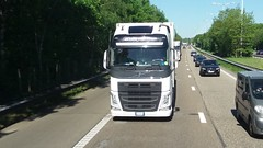 Volvo FH04 Globetrotter XL E6 500 - Particular Como, Italy (Celik Pictures) Tags: spotted e314 belgië nederland autobahn snelweg autosnelweg highway freeway transport in action going to gaiazoo kerkrade beringen particular como italy