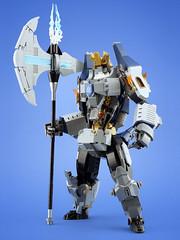 King's Battle Axe (LEGO 7) Tags: lego legomoc moc king nexoknight axe