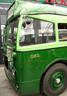 London transport Q83c  Brooklands 12/05/18.