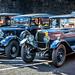 Humber 1934 & Alvis 1928?