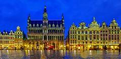 BRUSSELS - 5043 (ΨᗩSᗰIᘉᗴ HᗴᘉS +21 000 000 thx) Tags: brussels bruxelles capitale capital rain landscape town city yasminehens hdr fuji fujifilmgfx50s fujifilm