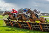 Jumping the last (Bishbosh2011) Tags: horseracing sportsphotography action sport horses equine nationalhuntracing nikon