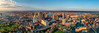 HTFD Pano (IRRphotography) Tags: hartford connecticut unitedstates us panorama sunset spring city overlook dji spark drone droneshot dronephotography fromabove newengland ct