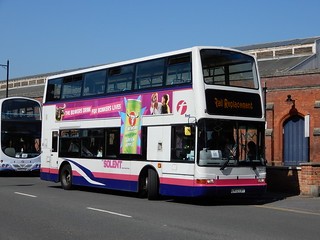 First Hampshire 33158 - LR02 LXT
