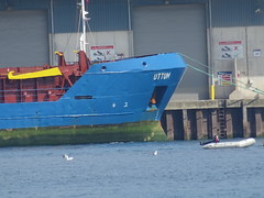 DSC07508 (guyfogwill) Tags: boat boats cargoship devon guyfogwill imo9015450 mmsi304010302 shaldon teignmouth unitedkingdom uttum gbr guy fogwill