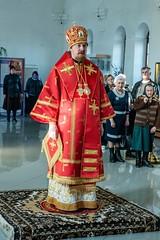 Приезд Владыки Алексия