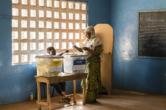 Sierra Leone Elections (USAID Africa) Tags: election sierraleone usaid unitedstatesagencyforinternationaldevelopment africa internationaldevelopment elections voting vote voter woman internationalwomensday