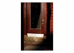 Steps (TooLoose-LeTrek) Tags: door sunlight steps minimalism glass beam
