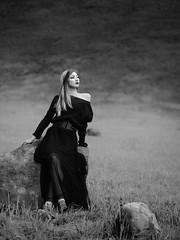 Portrait (HarQ Photography) Tags: monochrome blackandwhite panasonic gh5 leicanocticron425mmf12asph portrait conceptual