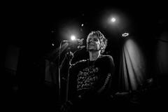 Mike IX (Eyehategod) (meltrome) Tags: eyehategod sludge doom hardcore neworleans nola blackandwhite moscow live gig music mikeix