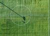 the kick (miemo) Tags: dji mavic mavicpro abstract aerial city drone europe field finland football footballfield grass green helsinki käpylä person player shadow soccer sports spring topdown uusimaa fi