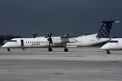 C-GKQA (Porter Airlines) (Steelhead 2010) Tags: porter bombardier dhc8 dhc8q400 yhm creg cgkqa