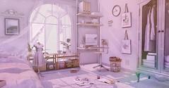 The Single Room (:-parfaitsprinkles-:) Tags: ionic haikei dustbunny ariskea tresblah tarte