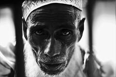 I Am Your Worst Nightmare (N A Y E E M) Tags: abdurrabb oldman disabled beggar portrait friday afternoon light fence street pitstop restaurant laalkhanbazaar chittagong bangladesh