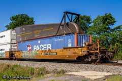 UPRU 948005 | ArroWedge | UP Hoxie Subdivision (M.J. Scanlon) Tags: 2018 aerodynamicfairing arkansas arrowedge baldknob business canon capture cargo color commerce container dttx765385 digital eos engine freight haul horsepower inlmn image impression intermodal landscape locomotive logistics mjscanlon mjscanlonphotography may merchandise mojo move mover moving outdoor outdoors perspective photo photograph photographer photography picture power rail railfan railfanning railroad railroader railway real scanlon sky steelwheels super track train trains transport transportation tree up uphoxiesub uphoxiesubdivision upru948005 unionpacific view wow ©mjscanlon ©mjscanlonphotography