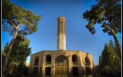 Dolat abad garden,Yazd