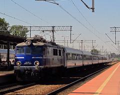EP07-1007, PKP IC (transport131) Tags: pociąg train gdynia główna pafawag ep07 pkp ic