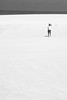 All alone (nerths) Tags: corralejo fuerteventura spain canary islands desert sand white black bw minimalism may 2018 nikon 5100 polar