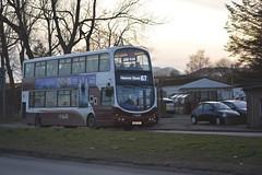 863 (Callum's Buses and Stuff) Tags: gemini gemini2 lothianbuses lothian edinburghbus edinburgh bus buses b9tl volvo