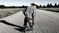 IMG_5051_Fotor ERIC FB (pv photos) Tags: cowboy horse wild west western arizona texas johnny eric sunset