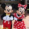 Mickey et Minnie (Disneyland Dream) Tags: mickey minnie mouse disney character personnage shanghai disneyland park resort
