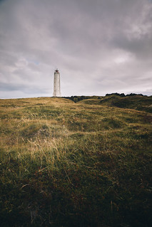 The lonely lighthouse