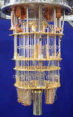 Quantum processor (lenswrangler) Tags: lenswrangler digikam ibm computer quantum processor makerfaire sanmateo