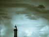 Lighthouse (hasenkeks_deluxe) Tags: mood lighthouse leuchtturm warnemünde rostock ostsee sea clouds balticsea wolken düster lightroom
