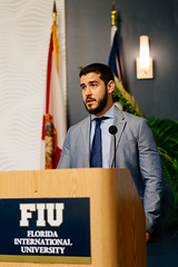CyberFellows Induction Ceremony-45 (fiu) Tags: miami cyber cyberfellow it defense computer science induction fiu america